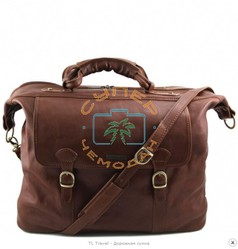 Дорожная сумка 50 см Travel Tuscany Leather TL-151103