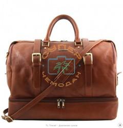 Дорожная сумка 54 см Travel Tuscany Leather TL-151104
