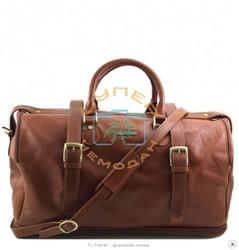 Дорожная сумка 54 см Travel Tuscany Leather TL-151105