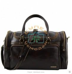Дорожная сумка-саквояж 54 см Prague Tuscany Leather TL-1048