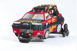 Чемодан детский на 6-и колесах 53 см MaxToy 2701 M07-S