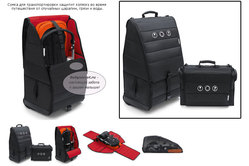 Сумка для транспортировки коляски Bugaboo Comfort