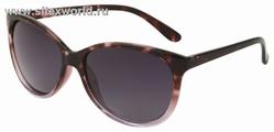 Женские солнцезащитные очки поляризационные кошачий глаз или бабочки 970С