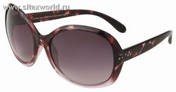 Cолнцезащитные очки женские в фиолетовой оправе 976А