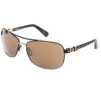 Солнцезащитные очки Affliction Goliath Black-Gold
