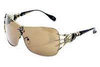 Солнцезащитные очки Affliction Blade Ant.Gold- Black
