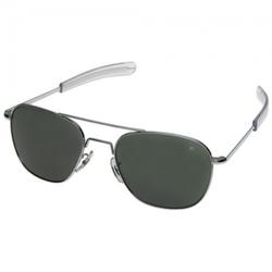 Очки пилота AO® The ORIGINAL Pilot® Sunglasses 55mm - Chrome Frame