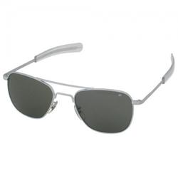 Очки пилота AO® The ORIGINAL Pilot® Polarized Sunglasses 52mm - Chrome Frame