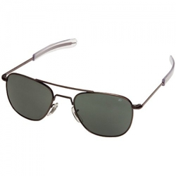 Очки пилота AO® The ORIGINAL Pilot® Polarized Sunglasses 52mm - Black Frame