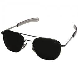 Очки пилота AO® The ORIGINAL Pilot® Sunglasses 57mm - Black Frame