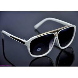 Солнцезащитные очки Louis Vuitton Evidence Evidence White