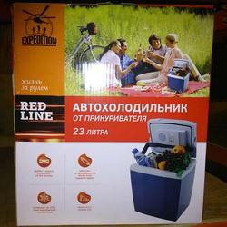 Термоэлектрическая сумка-холодильник